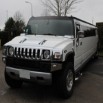Local Limo Hire in Aberbechan 7