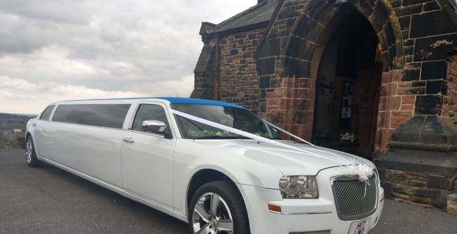 Wedding Car Hire in Cheshire