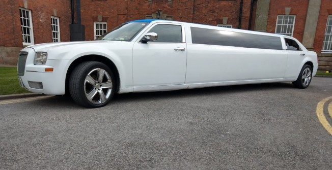 Modern Wedding Cars in Cheshire