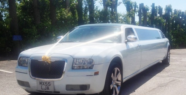 Limousine Hire Near Me in Aberthin