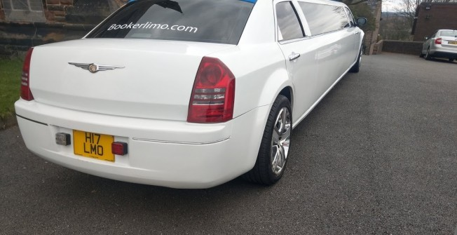 Wedding Limo Hire in Cheshire